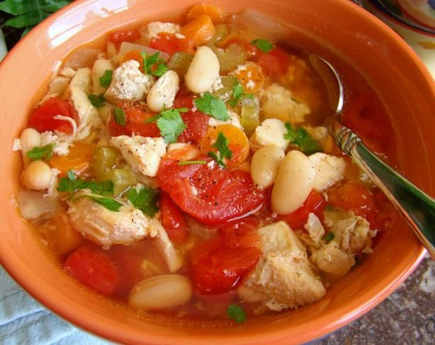 slow cooked tomato and herb white beans recipes slow cooked tomato ...