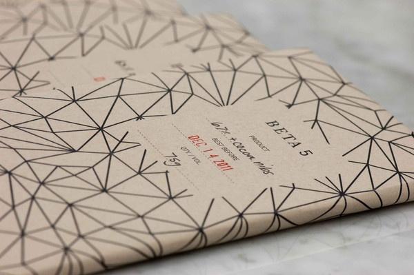 Beta5 chocolates - the polygon bar