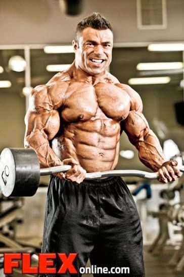 Bodybuilder - Eduardo Correa | Bodybuilding motivation