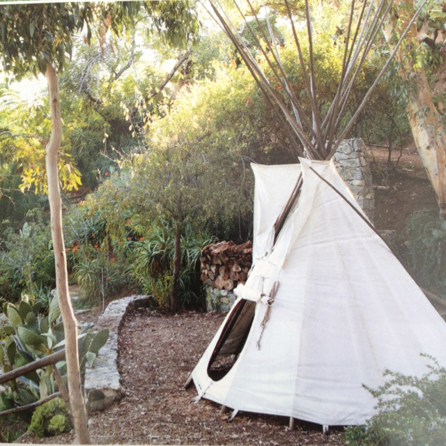 Permanent Tent Waterfront Oasis Pinterest