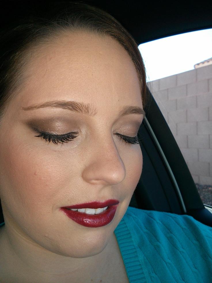 Hollywood Glam Wedding Makeup : Wedding Makeup - Old Hollywood Glam GandI wedding ideas ...