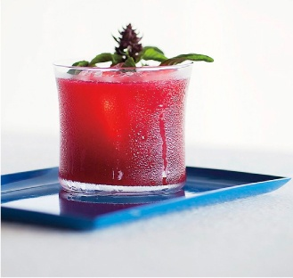 Blackberry Gin Fizz | Drinks | Pinterest