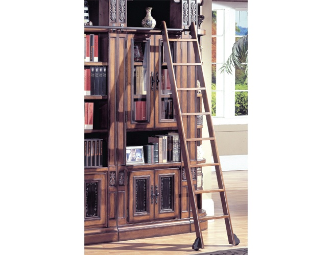rolling bookshelf ladder cwage s office