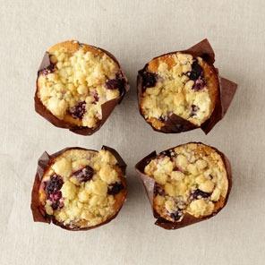 blackberry thyme muffins | Muffin Pan Mondays | Pinterest