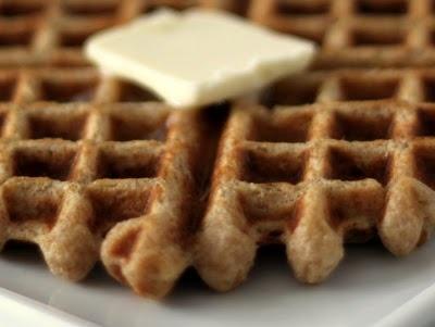 Multigrain waffles | I