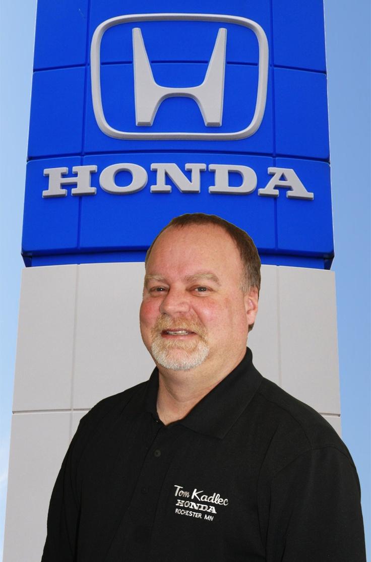 Honda Rochester Mn >> Jeff Nelson - Used Sales Consultant at Tom Kadlec Honda in Rochester, MN 507-281-2500 or 877-381 ...