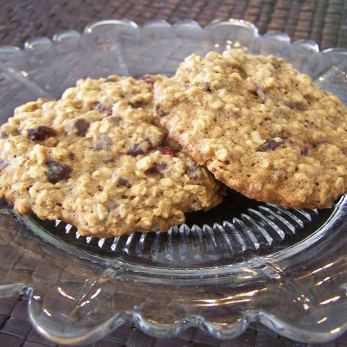 Amazing Oatmeal Cranberry Cookies | Made Just Right by Earth Balance ...