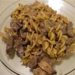 Beef Stroganoff III | Recipes | Pinterest