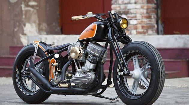 1951 elegance panhead harley davidson motorcycles pinterest