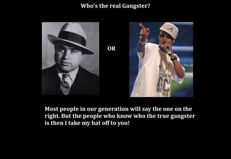al capone old gangsta quotes quotesgram