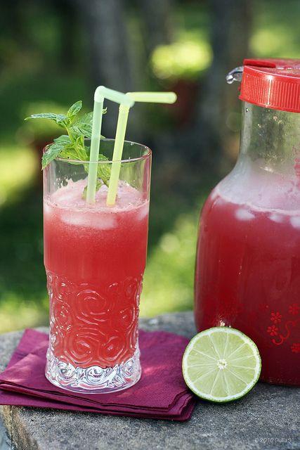 Aguas Frescas | Drink Recipes | Pinterest