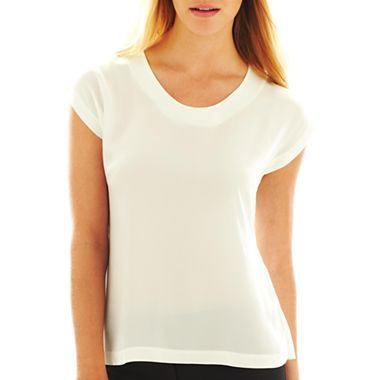 Women'S Shell Blouse 4