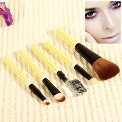 Makeup Gift Sets on 5pcs Stylish Make Up Brushes Set   Perfect Gift Ideas