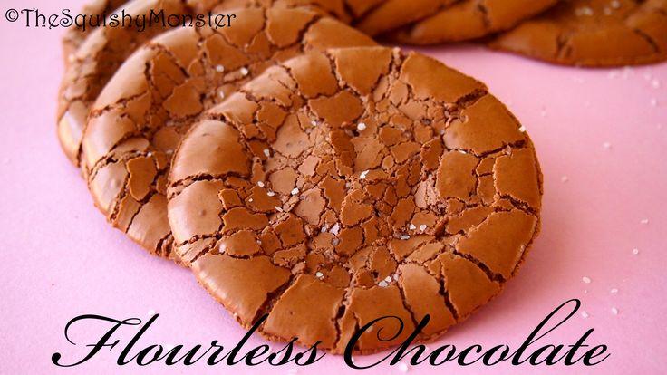 Flourless Double-Chocolate Pecan Cookies Recipes — Dishmaps