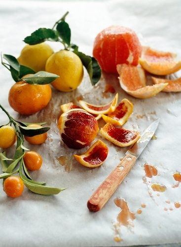 Fresh citrus loveliness. #oranges #fruit #food
