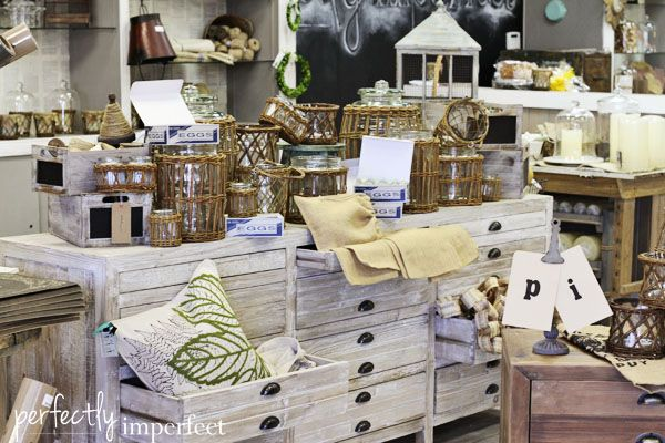 perfectly imperfect . shop . alabama home decor store