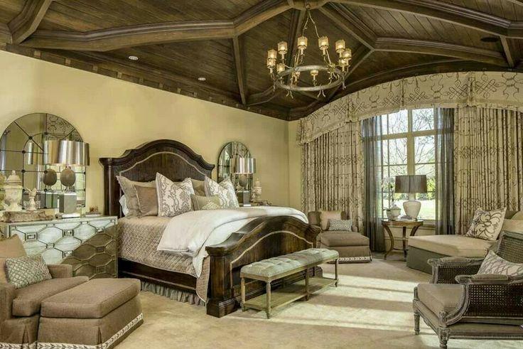 Grand Master Bedroom Home Decor I Love Pinterest