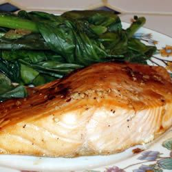 Maple Salmon Recipe-maybe the best recipe I've found on (stupid ...