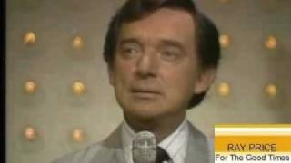 "RAY PRICE - ""For The Good Times,"" via YouTube. 