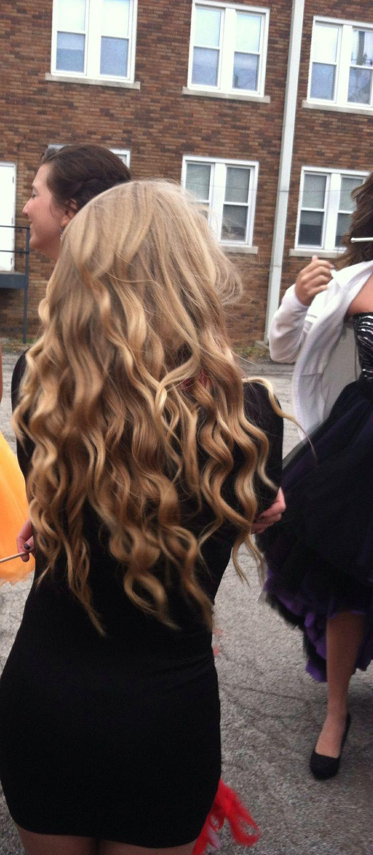 how to achieve beach wave hair