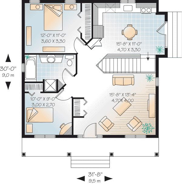 2 Bedroom Katrina Cottage House Plans further 5 Bedroom House Floor Plans Square in addition 2 Bedroom Cottage House Plans together with Small 2 Bedroom Cottage House Plans likewise 2 Bedroom Cottage Plans. on 2 bedroom cottage style house floor plans