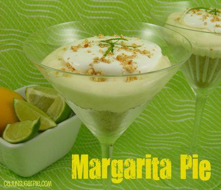 Margarita Pie Recipe — Dishmaps
