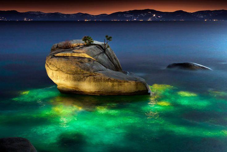 bonsai rock lake tahoe - photo #41