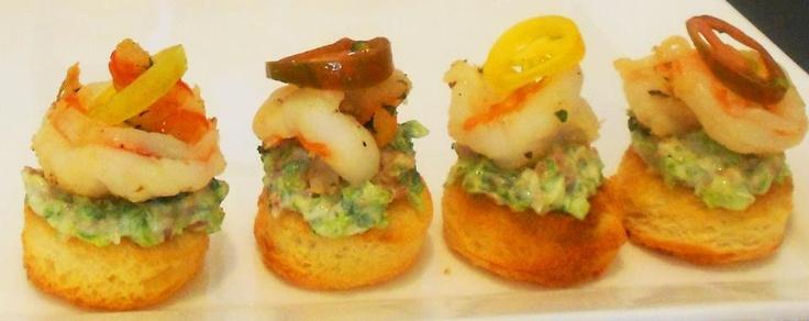 Bacon Shrimp Toast Recipe — Dishmaps