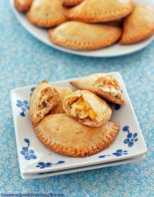 Chicken Empanadas | Recipe