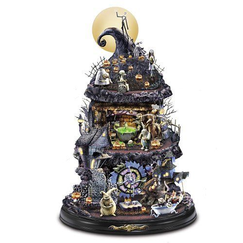 Tim Burton Nightmare Before Christmas 15th Anniversary Edition ...
