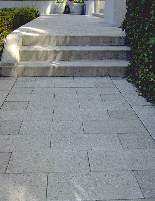 Walkway pavers garden ideas pinterest - Sidewalk pavers ideas ...