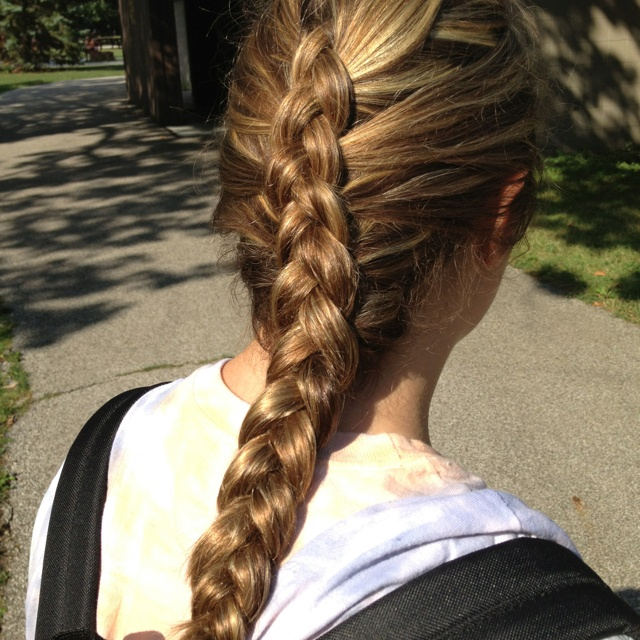 The Gallery For Gt Inverted French Braids