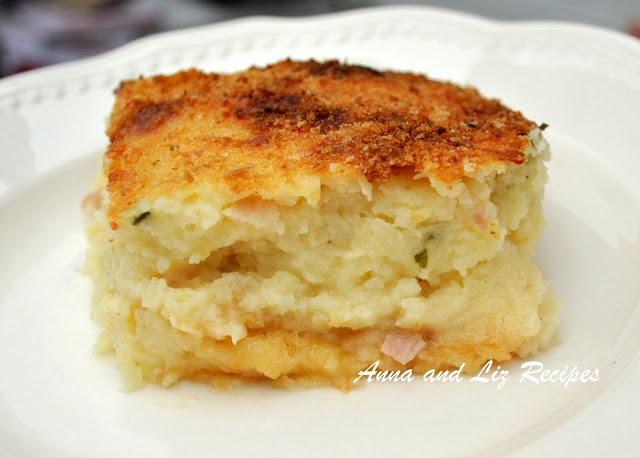 Lilley Mashed Potato Casserole Recipe — Dishmaps