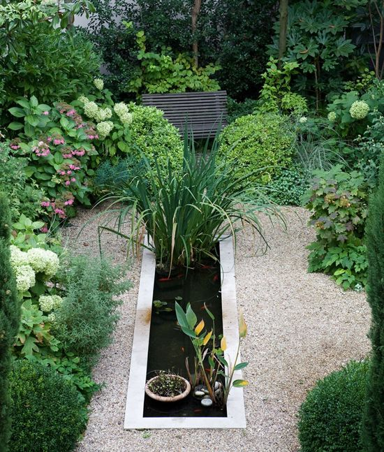 Nice plants and pond edging water features and edging for Garden pond edging