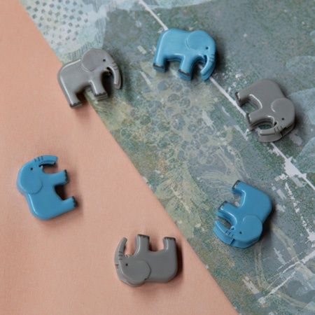 faithful elephant paper clips  $6.99 from Ruche