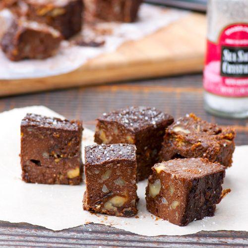 Easy & No Bake Protein Fudge | Recipe