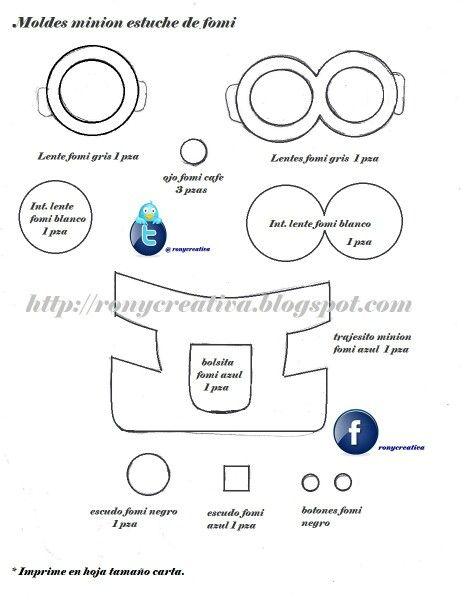 Dulceros De Fomy Minions | Consejos De Fotografía