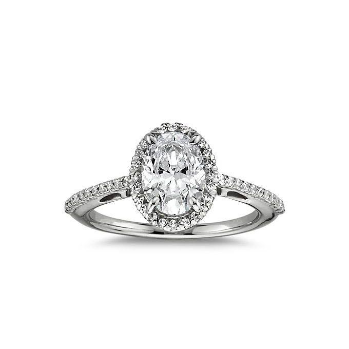 Engagement Rings Under 5,000. Style 33942, Plain Shank Princess Cut ...