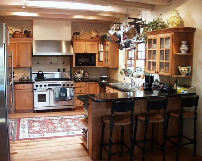 Southwest Style Kitchen My Pinterest