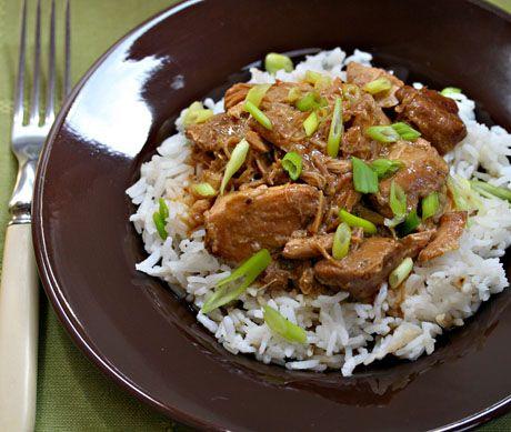 Slow cooker Filipino chicken adobo | Recipe