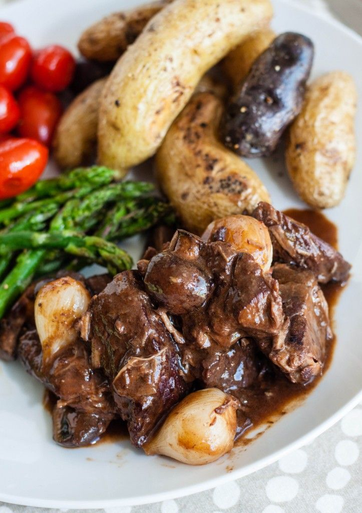 Boeuf Bourguignon Recipe — Dishmaps