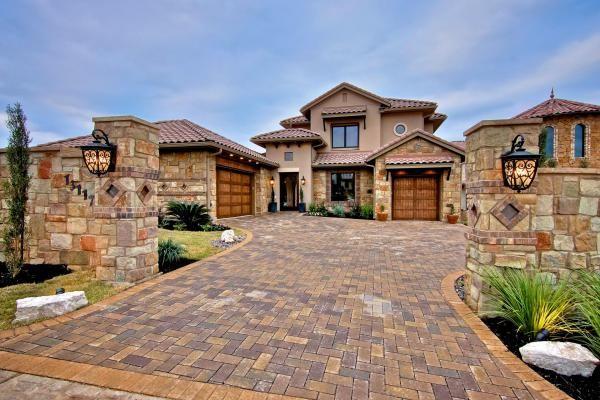 Austin tx austin stone western ranch homes pinterest for Texas stone homes