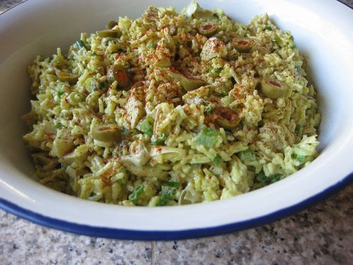 Curried rice salad | Recipes | Pinterest