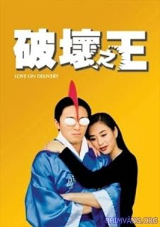 Vua Phá Hoại | Châu tinh trì - HD