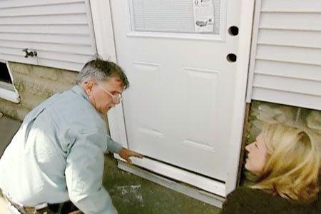 Installing A Prehung Exterior Door