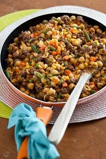 Cheeseburger Skillet Dinner | RECIPES~SKILLET DINNERS | Pinterest