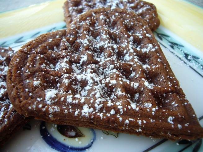 Waffle Iron Brownies | Yummmmm | Pinterest