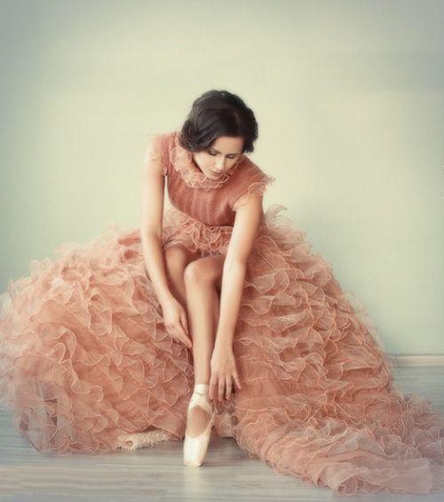 Girly ballerina