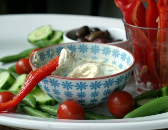 Hummus made from cashews (and other good SCD recipes on this site)