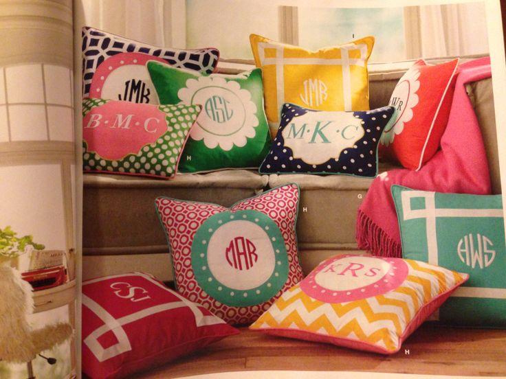 Cute Pillow Ideas Peyton Pinterest